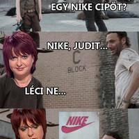 Nike, Judit