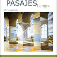Pasajes: Lengua (Student Edition) Ebook Rar