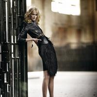 Elle Spain cover shoot