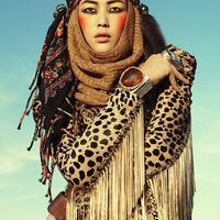 Liu Wen a legdivatosabb nomád!