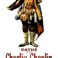 Chaplin, a katona (1918)