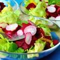 Recept: igénytelen saláta