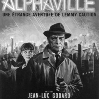 Poroló 23.- Alphaville (Alphaville, une étrange aventure de Lemmy Caution, 1965)