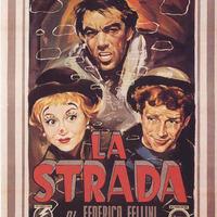 Federico Fellini - Országúton