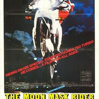 The Moon Mask Rider