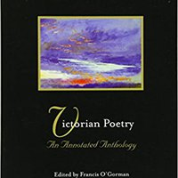;;READ;; Victorian Poetry: An Annotated Anthology. Sueldo wines teams which ARKANSAS
