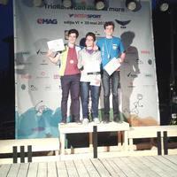 Inceput de sezon la triathlon - start lansat pentru juniorii de la Master Ski&Bike