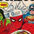 Mit esznek a szuperhősök?