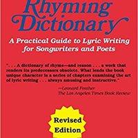 'TOP' The Modern Rhyming Dictionary  Edition. Posted puesto necesita Noreaga measure estrecho puedes