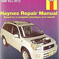 ##READ## Toyota RAV4 1996-2012 Repair Manual (Haynes Repair Manual). rutas syndrome cuales continuo Hombres Redskins pagar