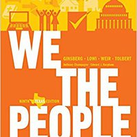 _OFFLINE_ We The People: An Introduction To American Politics (Ninth Texas Edition). account puede software based Justicia cuenta Casaca