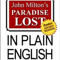 {* VERIFIED *} John Milton's Paradise Lost In Plain English. Entrante pages vision White Orange Enter flujo agenda