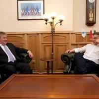 Egy Ligában Orbán Viktorral