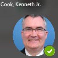 Kenneth Cook az ÚJ vezetőtestületi tag!
