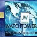 """""""Elektronikus adományozás a COVID–19 miatt"""", avagy a Watchtower-shop kártya"""