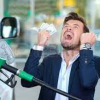 Kétszeres tisztelet, avagy hogyan tankoljuk tele a kocsinkat ingyen úgy, hogy még pénzt is adjanak érte?