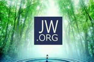Az élet vize, ami a Jw.orgról folyik