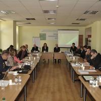 Nemzetközi szakasz: ukrán állomás