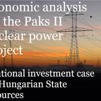 Független gazdasági elemzés a Paks II beruházás megtérüléséről