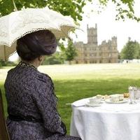 Downton Abbey csodakertje
