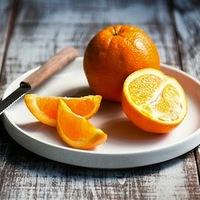 Szivárványos narancs