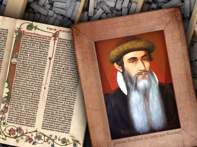 Gutenberg - avagy a nagy lúzer