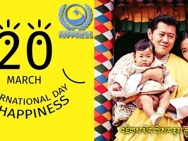 Boldogság - nemzetközileg