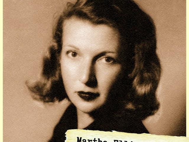 Kicsoda Martha Gellhorn?