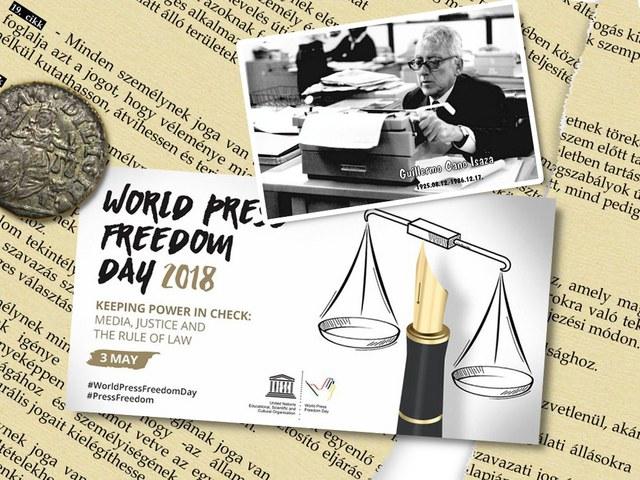 A Nemzetközi Sajtószabadság Napja