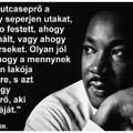Ma lenne 90 éves Martin Luther King