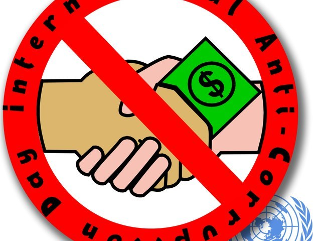 Korrupcióellenes világnap ;)