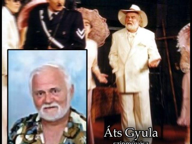 Gyula is elment