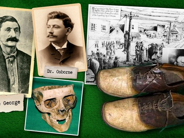 A férfi, akiből cipőt csináltak
