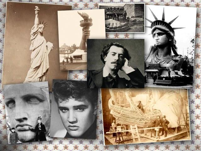 Az amerikai szabadság szobra