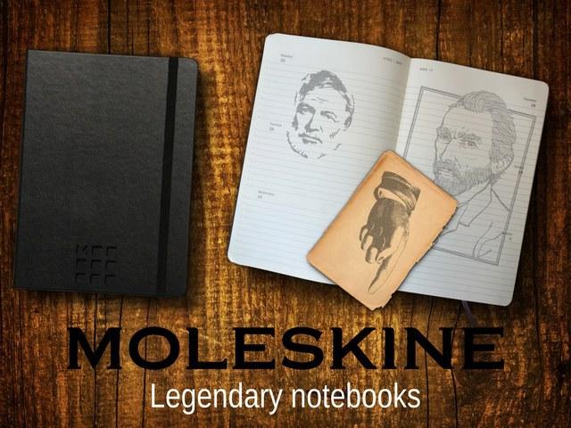 Moleskine sztori