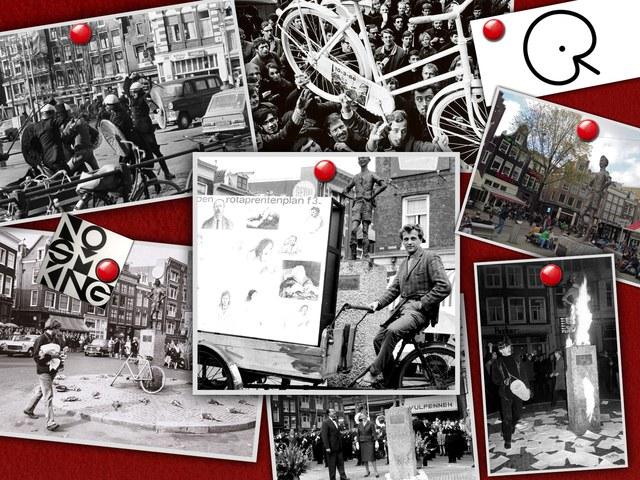 PROVO - holland ellenkultúra a 60-as években és azon is túl