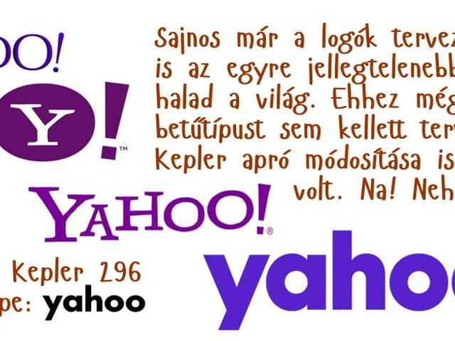 Logót váltott a Yahoo - de minek