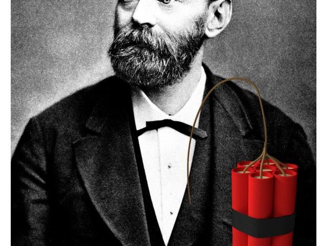 Éppen pont 120 éve halt meg Alfred Nobel