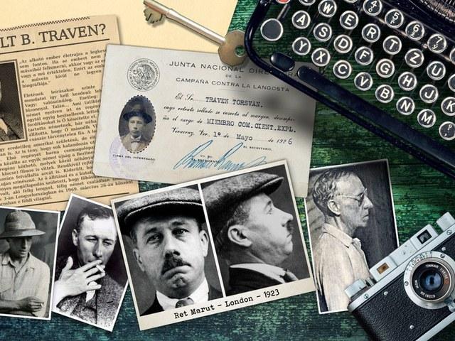 Abrams és Dorst könyve, avagy egy irodalmi rejtély nyomában, avagy: Ki volt B. Traven?