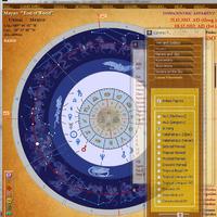 Asztrológiai program - Holdházak, különleges asztrológiai rendszerek