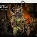 Games Workshop megjelenések: 43. hét - Glottkin, End Times 2 és két W40k seregdoboz!