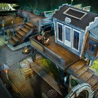 Plast Craft Games - Újdonság : Hivatalos Malifaux tereptárgyak!