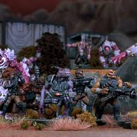 Mantic Games Októberi újdonságok: Deadzone karakterek és Zombi apokalipszis!