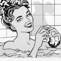 Önkéselés fürdősótól
