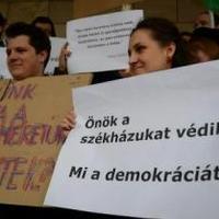 Engedetlenségbe torkolló tiltakozások