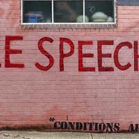 Ilyen az, amikor a rendőrség a szólásszabadságot védi