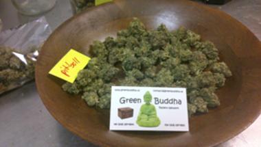 Üdvözlünk a Zöld Buddhában