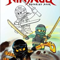 Ninjago Coloring Book: Color All Your Favorite Characters (Unofficial Art Book) Ebook Rar