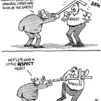 A hívők vagy az ateisták érzéseit tiszteljük inkább?!