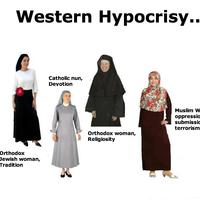 A nők elnyomása a kereszténységben